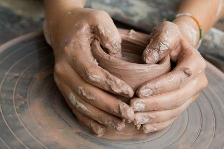 My life in the Potter's hands