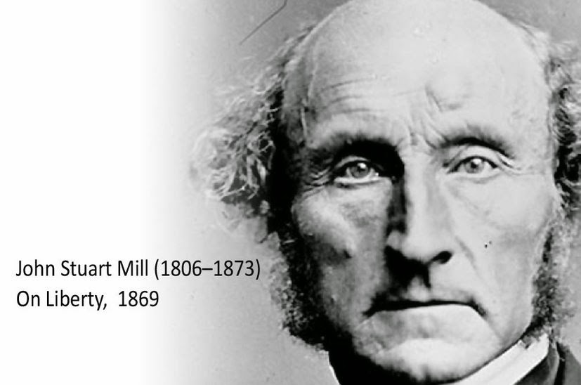 freedom john stuart mill John stuart mill and individual liberty british philosopher john stuart mill's radical childhood education prepared him to write major works on philosophy and social reform writing in the mid-1800s, mill's views on freedom of expression and equal rights for women were far ahead of his time.
