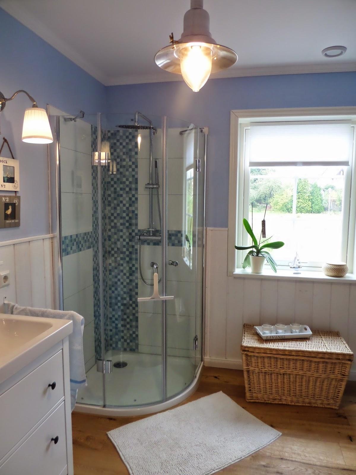 kleine lotta unser schwedenhaus eine neue dusche musste her. Black Bedroom Furniture Sets. Home Design Ideas