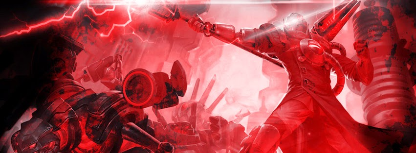 Viktor League of Legends Facebook Cover Photos - Viktor LOL Cover Photos - 웹