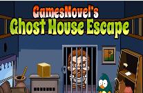 GamesNovel Ghost House Escape Walkthrough