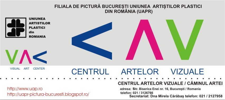 UAPR filiala Pictură Bucureşti / Painting Department from Bucharest of Fine Artists Association fro