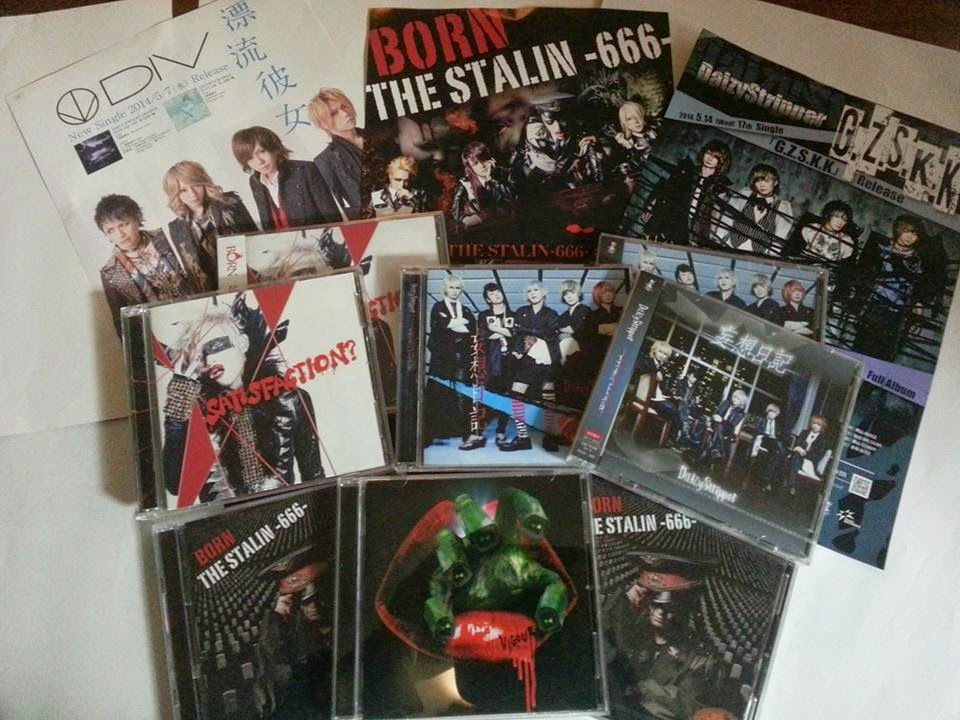 J-rock North Promotions – Update from Japan!