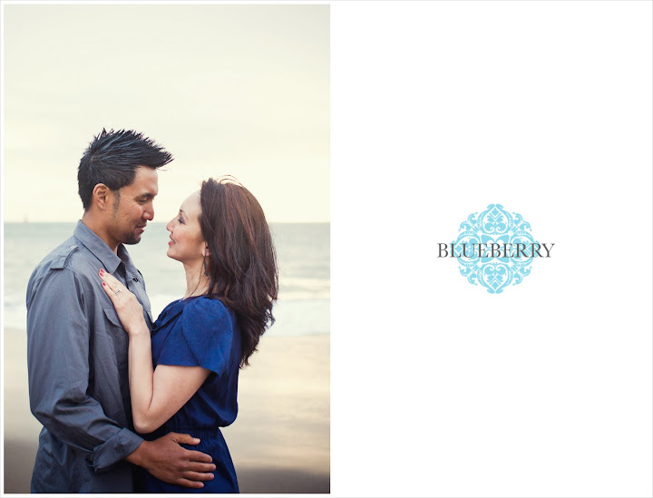Bay area romantic natural lighting baker beach engagement photography session