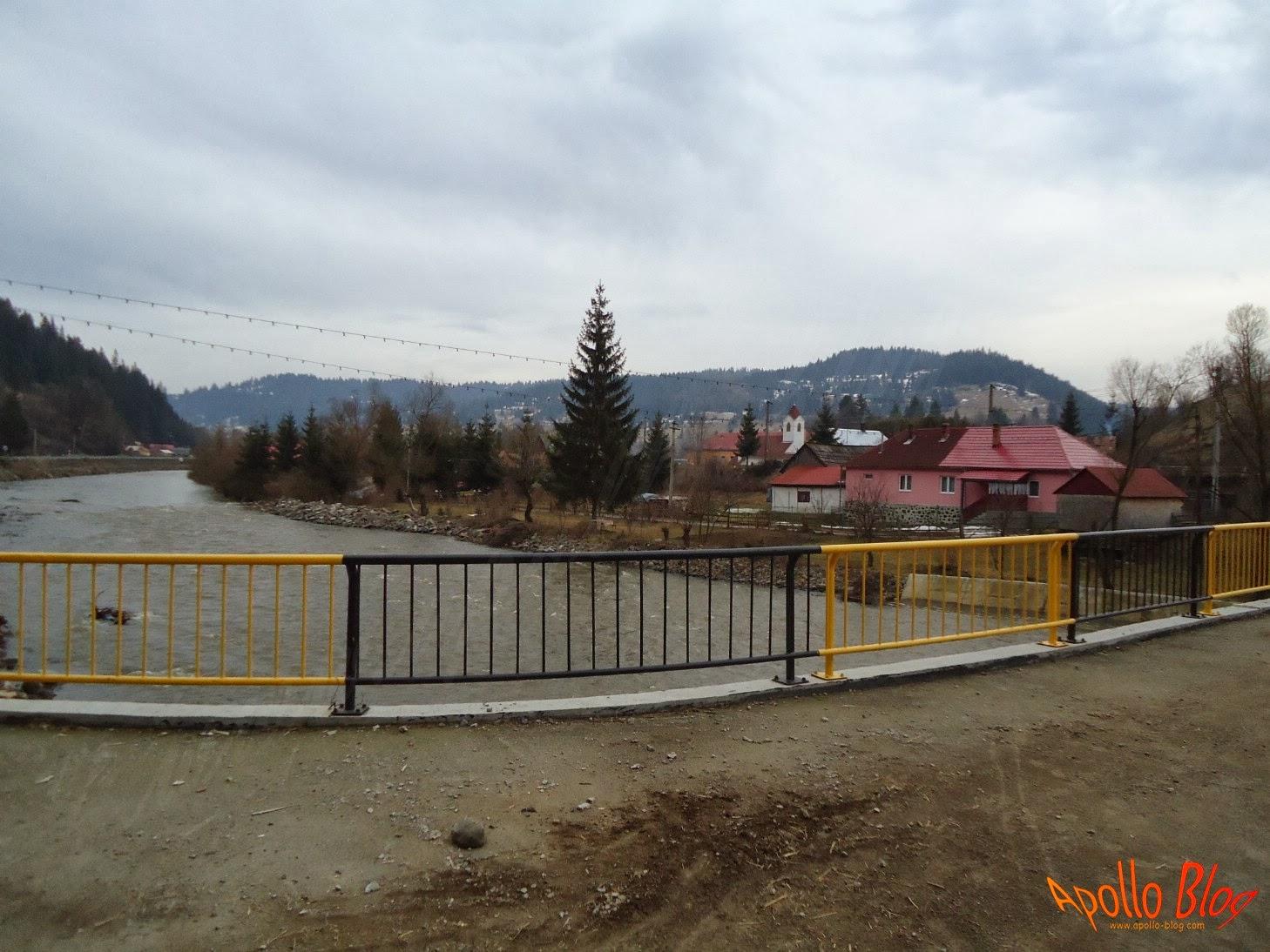Noul pod peste Mures