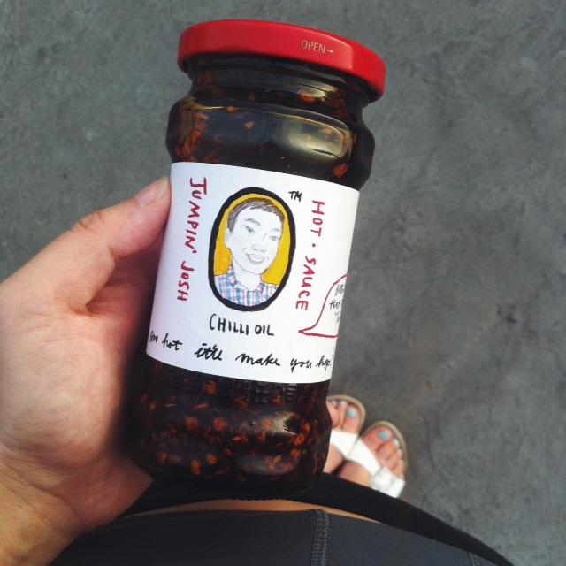 Kitty N. Wong / DIY Hot Sauce Label