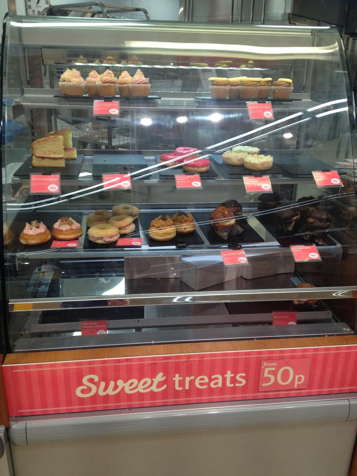 morrisons bakery counter