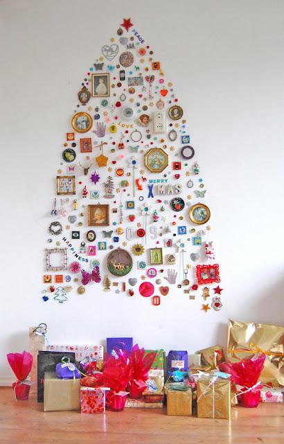 Jak se bydlí?: Vánoční stromeček ani zelený, ani umělý