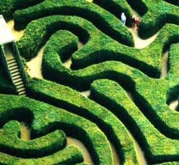 Ana cristina vivanco eguiguren lenguaje que utiliza for Borges el jardin