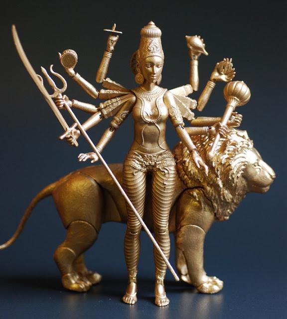 Durga Saptashati Devi Mahatmyam in Bengali - 1.46 to 1.58