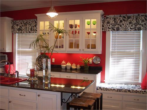The Amusing Kitchen ideas hickory cabinets Pics