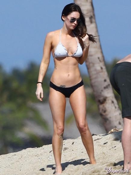 Bikini Megan Fox