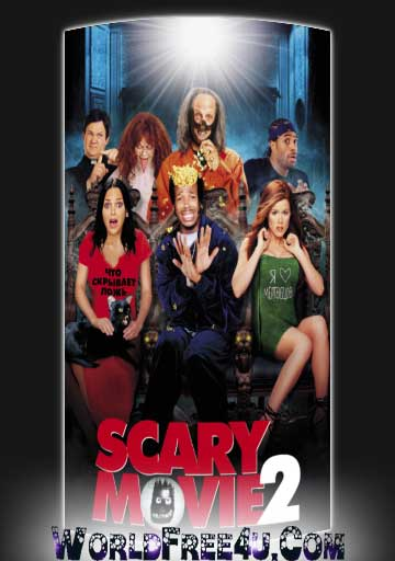 Poster Of Scary Movie 2 (2001) In Hindi English Dual Audio 300MB Compressed Small Size Pc Movie Free Download Only At World4ufree.Org