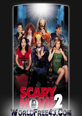 Poster Of Scary Movie 2 2001 In Hindi Bluray 720P Free Download