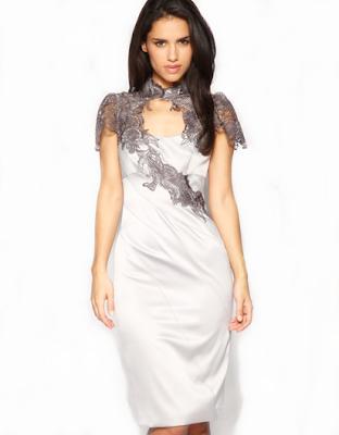 Karen Millen Gown Long Dress Size