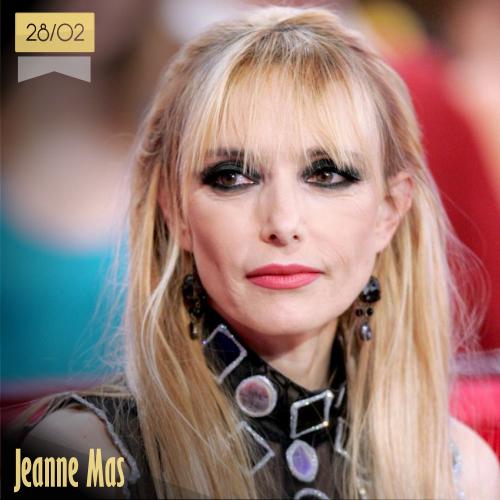 28 de febrero | Jeanne Mas - @MlleMas | Info + vídeos