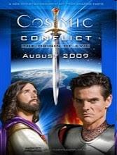 """Documentário """"O Conflito Cósmico: A origem do mal"""""""