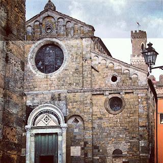 duomo Volterra Toscana #ToscanArtistica