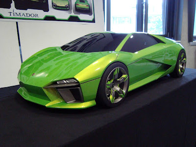 diseño conceptuales de autos Lamborghini