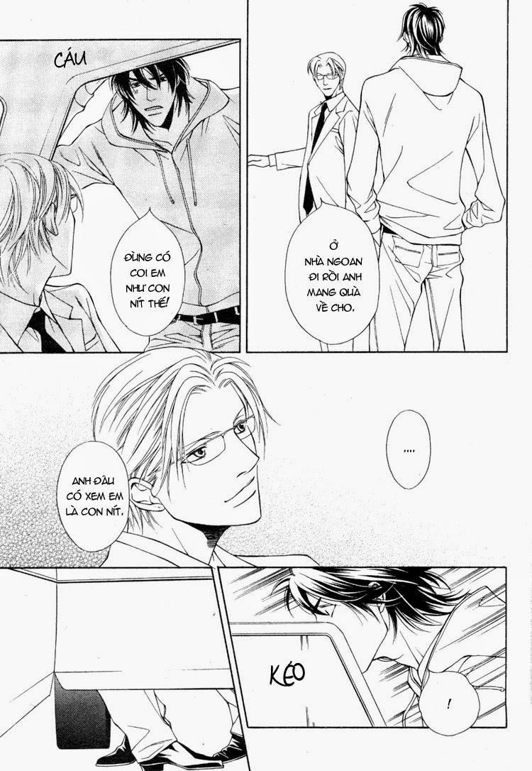 TruyenHay.Com - Ảnh 31 - Gokujou no Koibito Chương 20 - END