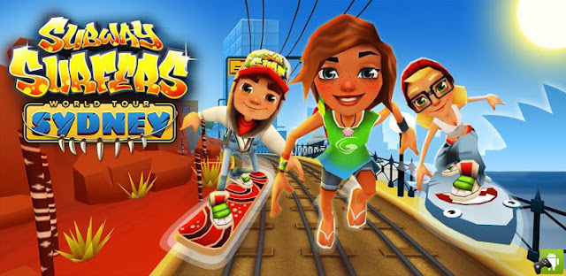 SUBWAY SURFERS V1.9.0 ANDROID GAME FULL APK FREE