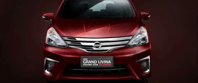 All New Grand Livina Highway Star AUTECH