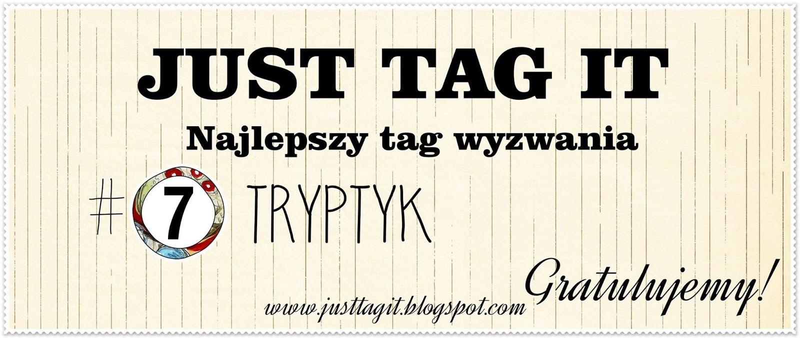 Wyróżnienie w Just tag it!