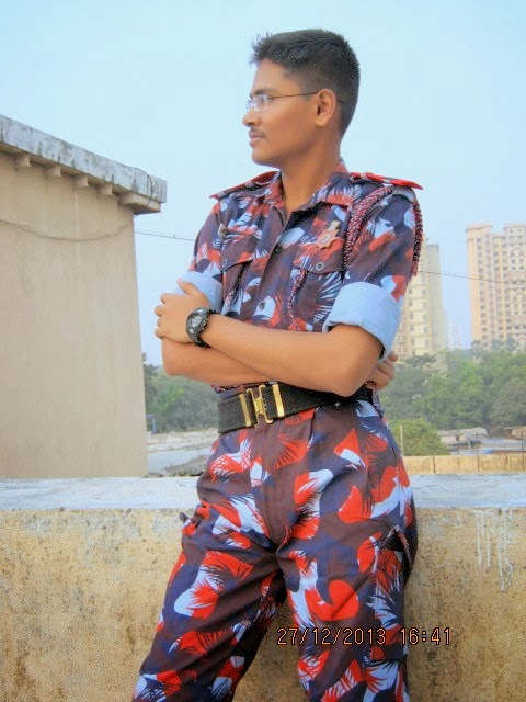 SUO Akshay Lohote, S.Y.B.Sc.