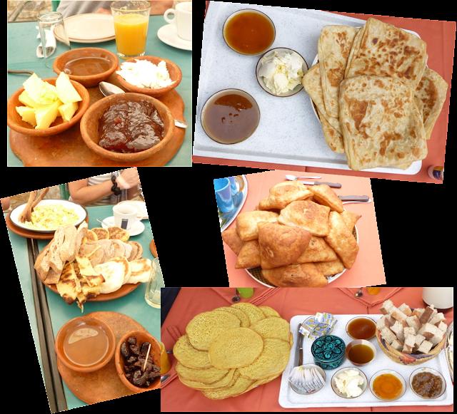 image Découvertes culinaires du Maroc : petit dèj