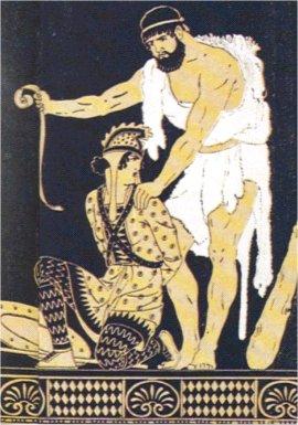 Los doce trabajos de h rcules taringa for En la mitologia griega la reina de las amazonas
