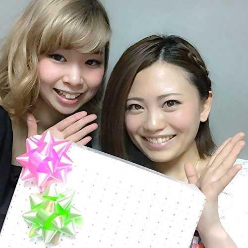 [Single] 比留間早紀x和泉まみ – プレゼント (2015.09.09/MP3/RAR)