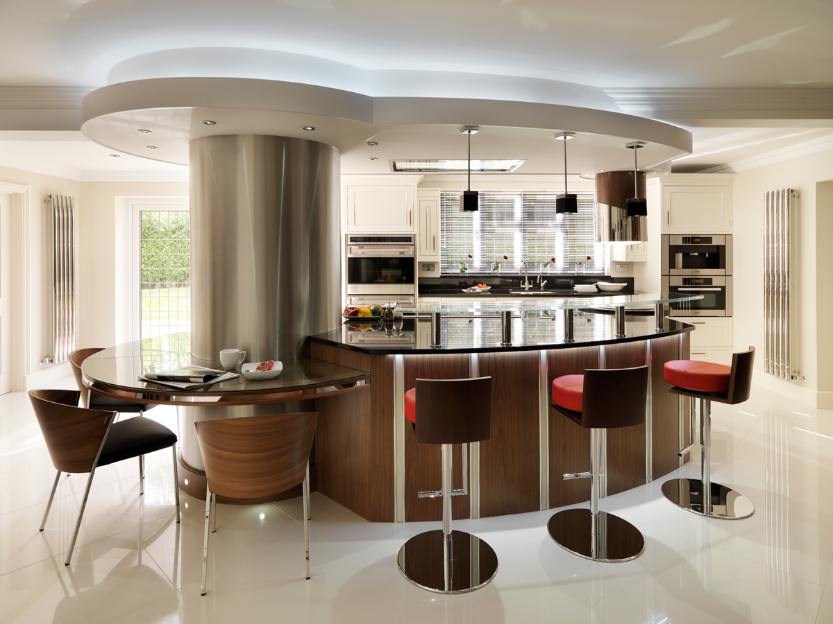 kitchen design think tank: the kitchen – a divine architectural