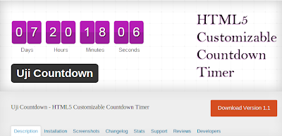 how to add a countdown clock to website