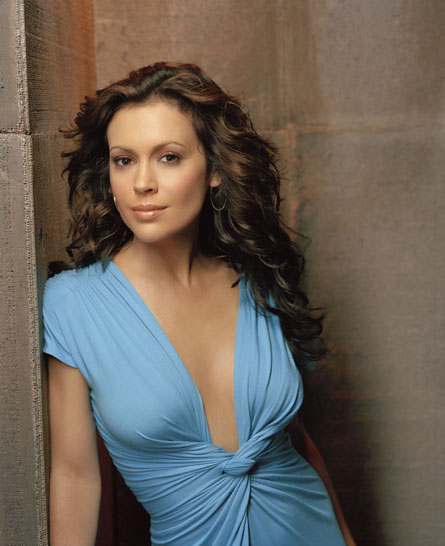 Alyssa Milano sexy picture Couple's Retreat