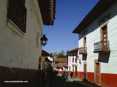 The Magical Town of Patzcuaro