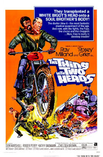 Watch The Thing with Two Heads (1972) movie free online