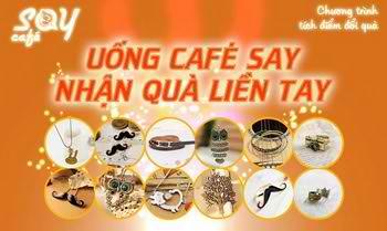 Khuyến mãi hè: Uống Cafe Say - Nhận quà liền tay, khuyến mãi ăn uống, khuyến mãi nhà hàng, quan an khuyen mai, café khuyen mai, khuyen mai bakery, ẩm thực, điểm ăn uống, dia diem an uong, diemanuong365.blogspot.com, dia chi am thuc, diemanuong365