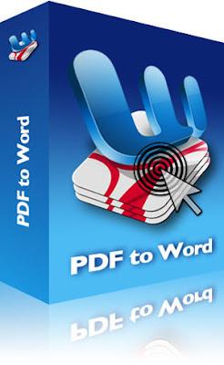 برنامج تحويل ملفات PDF الى Word