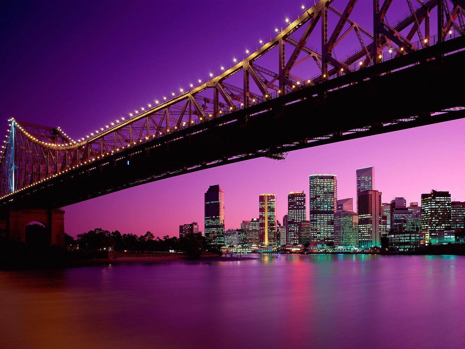 Brisbane_Queensland_Australia_wallpapers