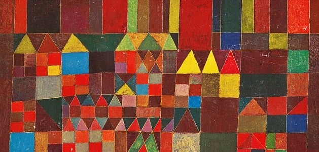 Guardia lombardi on the art paul klee e l 39 italia for Bauhaus italia