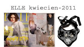 publikacja elle kwiecien 2011