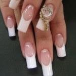 u%25C3%25B1asdecoradas1 150x150 Novias: decoración de uñas para el día de la boda