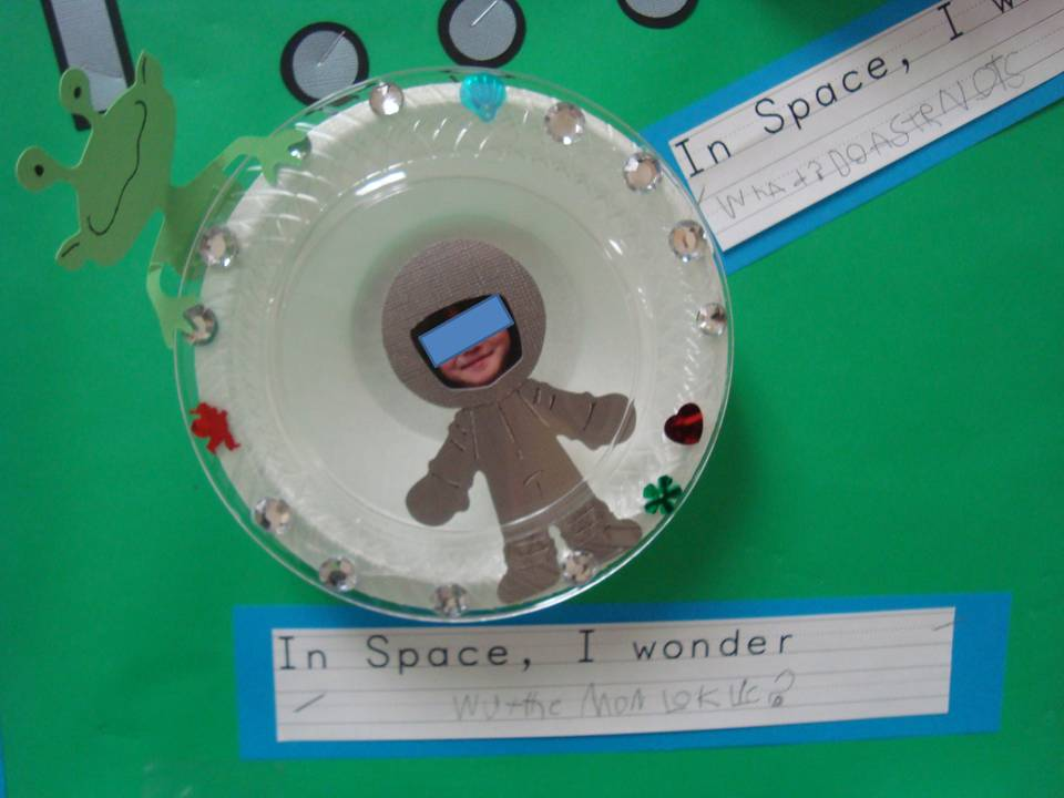 astronaut art project preschoolers - photo #29