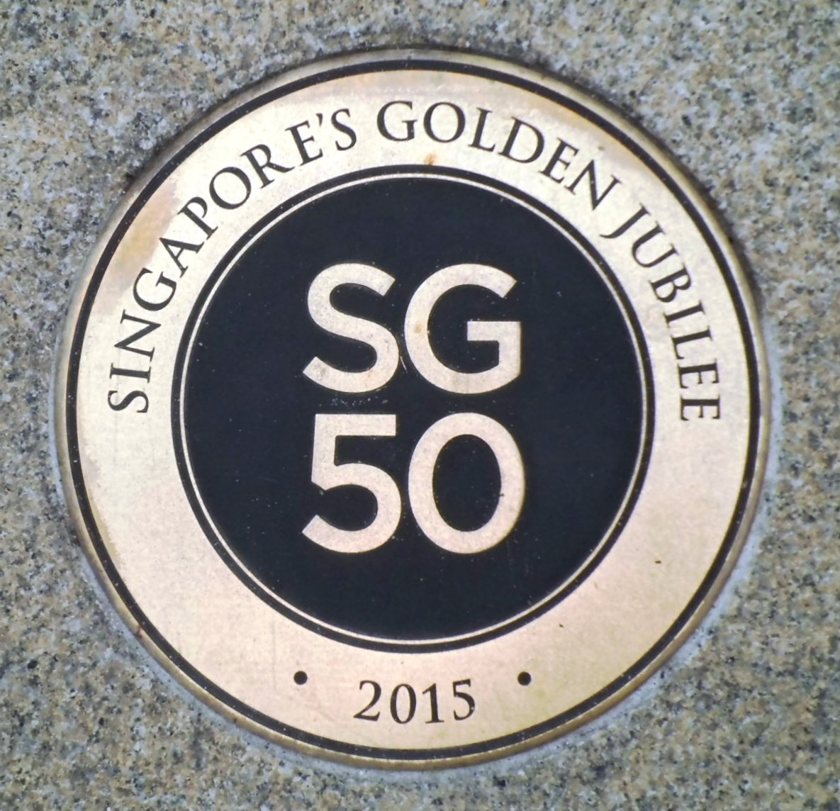 The SG50 Jubilee Big Walk included part of a permanent 8km commemorative trail, known as the Jubilee Walk, which connects more than 20 historic and iconic locations within the Civic District and Marina Bay precinct.