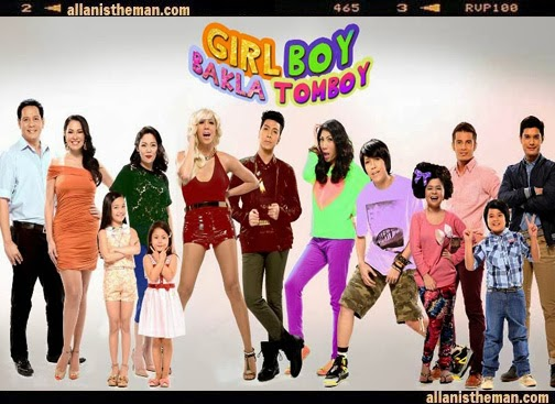 'Girl, Boy, Bakla, Tomboy' (MMFF 2013) Full Movie