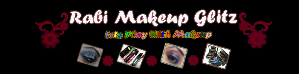 Rabi Makeup Glitz - All About Beauty , Fashion & Style