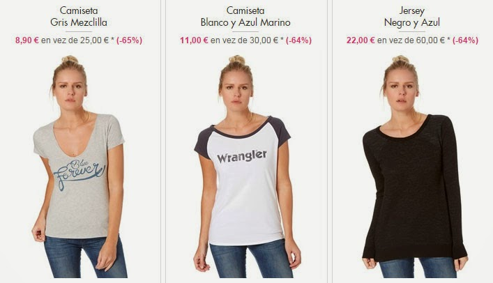 Tops y camisetas para mujer