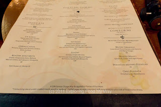 Gervasi Vineyards Bistro Menu Bottom