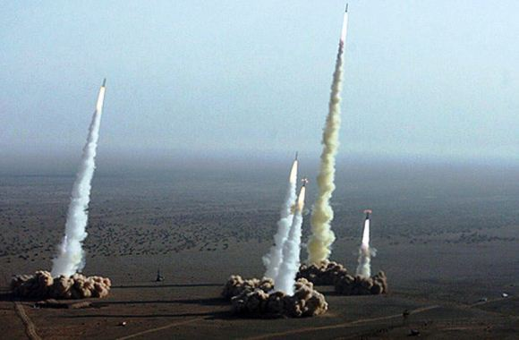 Uji coba rudal Iran