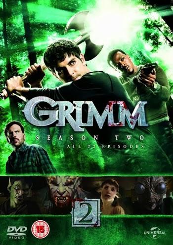 Grimm Season 2 2012 poster